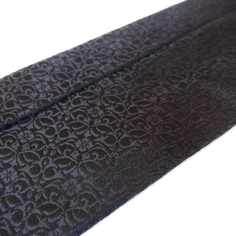 kikagaku-tie-wanashi-black